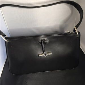 Longchamp leather shoulder In very good condition